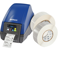 BradyPrinter i5100 and IP Printer Labels & Tapes