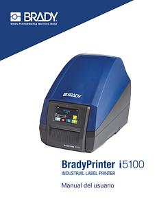 i5100 Manual de usuario