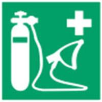 Schild gemäß ISO 7010:2011