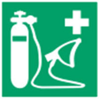 Wiederbelebungsgerät–ISO 7010-E/E028/NT-PP-148X148/1-B
