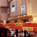Logistische Markierung und Lagerkennzeichnung