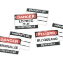Labels & Tags for Padlocks