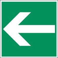 Minipiktogramme: Brandschutz - Richtungspfeil