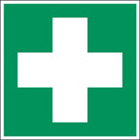 Minipiktogramme: Brandschutz - Erste Hilfe