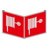 Für Rettungs- und Brandschutzpiktogramme ist eine Sichtbarkeit und Wahrnehmbarkeit von größter Wichtigkeit. Bei einem Unfall oder einem Brand zählt jede Sekunde. Wenn die Hinweise in solch einem Fall nicht genügend sichtbar sind, kann dies zum Verlust von