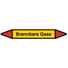 Brennbare Gase