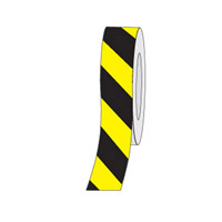 bb0bc2dc2d0 Yellow Black Hazard Stripe Anti-Slip Tape
