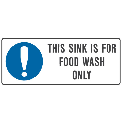 Kitchen Safety Signs Download: Food Safety Sign