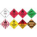 Dangerous Goods Labels & Placards