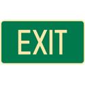 Exit & Evacuation Signs
