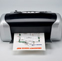 Inkjet Printer Labels