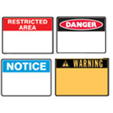 Pre Printed Safety Labels & Signs