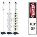 Sign Posts, Holders & Accessories