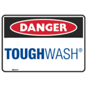 ToughWash Signs