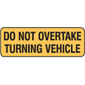 Vehicle & Truck Identification Signs