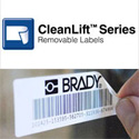Cleanlift™ Removable Labels