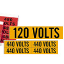 Conduit & Voltage Markers