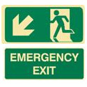 Exit & Evacuation Signs