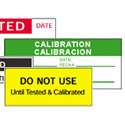 Inspection Repair Labels
