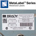 Metalabel™ Metallized Labels