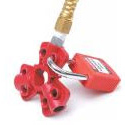 Pneumatic & Push Button Lockout Devices
