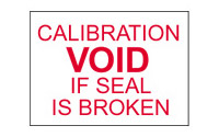 Tamper Seal Labels