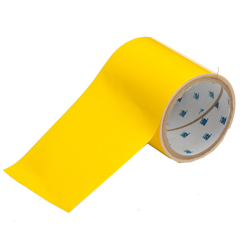 Tapes Aisle Floor Marking Tapes Floor Marking Tape 101mm Yellow