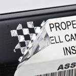 Fälschungssichere Etiketten