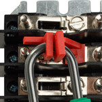 Dispositifs de blocage de fusibles