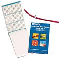 Livrets d'étiquettes pour fils et câbles