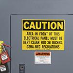 ANSI/OSHA labels
