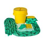 Kit per sversamenti con fusto Lab Pack