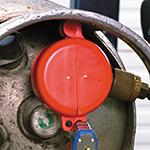 Vergrendelingssystemen voor gas- en luchtleidingen