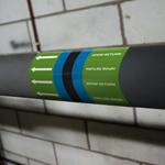 British Standard 1710 pipe markers
