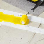 PaintStripe-sjablonen voor vloermarkering