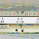 Etiketten für Patch-Panels