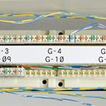 Etichette per patch panel