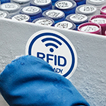RFID-Temperaturetiketten