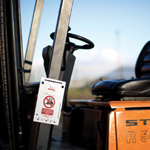 Visual Tagging for Forklifts