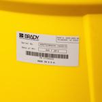Etichette resistenti a sostanze chimiche
