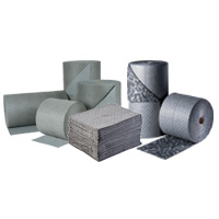 Universal Absorbent Pads and Rolls