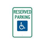 Señalamientos de estacionamiento para discapacitados