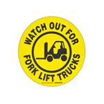 Forklift and Warehouse Safety Signs