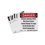 Chemical and Hazardous Material Signs