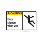 Slip, Trip and Floor Obstacle Hazard Signs