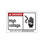 Electrical and Arc Flash Signs