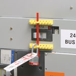 Circuit Breaker Blocking Bar Lockout Systems