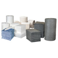 Absorbent Pads and Rolls