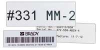 Equipment Identification Labels
