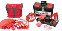 Lockout Tagout Valve Kits